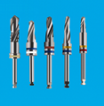 Dental implant drill bits for dentist dental lab