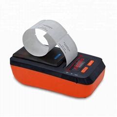 PUTY 66DC portable label printer Multi-Function 52mm qr code sticker printer