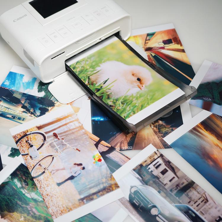 for canon selphy photo paper