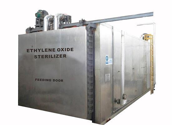 現貨供應低溫中型環氧乙烷滅菌器全自動包安裝調試 4