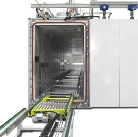 滑县定制防护服消毒环氧乙烷(eo)灭菌柜多尺寸高压气体 2