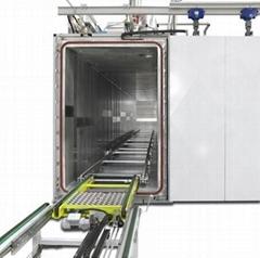 長垣大型環氧乙烷滅菌櫃氣體高壓消毒裝置多尺寸定製