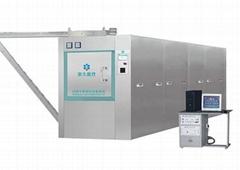 環氧乙烷滅菌櫃高壓工藝矩形臥式一次性耗材消毒機