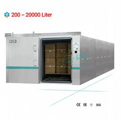 环氧乙烷灭菌器低温消毒全自动仪器可定制多尺寸