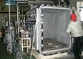 环氧乙烷灭菌设备全自动手动门式