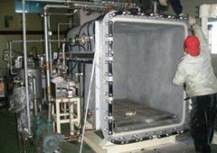 环氧乙烷灭菌设备全自动手动门式气体消毒柜304不锈钢