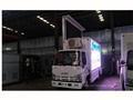 Isuzu P3 Screen Outdoor LED Mobile Billboard Advertising Truck