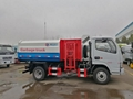 Dongfeng 3 ton to 22ton Side Load Garbage Truck With Lift System For Transport F 3