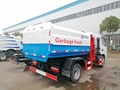 Dongfeng 3 ton to 22ton Side Load Garbage Truck With Lift System For Transport F 4