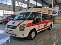 Ford V348 High Roof Ambulance Cars