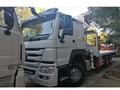 Sinotruck Howo 290hp 12 Tyre Flatbed