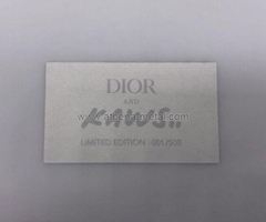 Perfume Bottle Label  Perfume Accessories  Aluminum Perfume Bottle Label