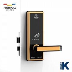 Electronic hotel door lock BABA-8112 swipe card lock