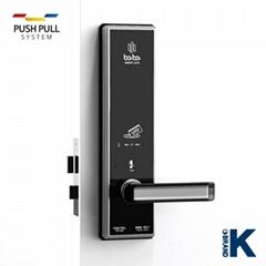 Electronic hotel door lock BABA-8211 rfid card door lock