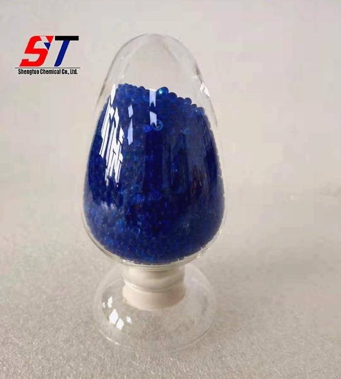 Orange And Blue Silica Gel Desiccant Granules Self Indicating Manufacturer  1