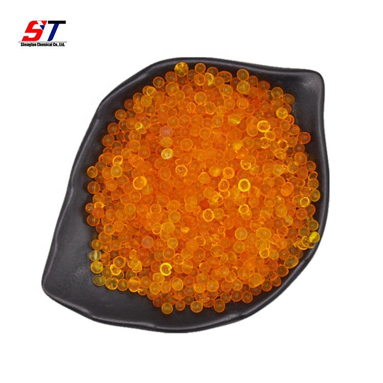 Orange And Blue Silica Gel Desiccant Granules Self Indicating Manufacturer  3
