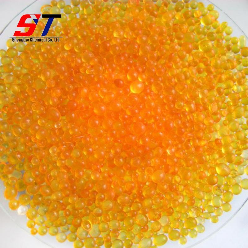Orange And Blue Silica Gel Desiccant Granules Self Indicating Manufacturer  4
