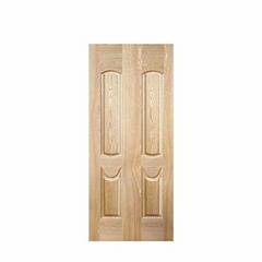 MDF veneer moulded DOOR SKIN for interior door