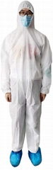 Biodegradable Customized Clothes Professional Disposable Surgical Hospital Gown