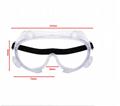 Anti-Splash goggles medical safety Anti-fog Anti-virus Safety Eye Goggles  1