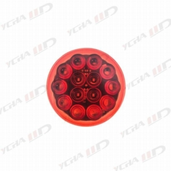 Round Truck LED Light for Stop Parking Turn Signals Tail lights