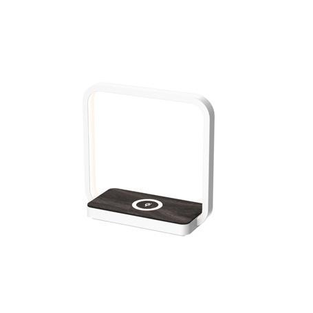 觸摸式三檔調光智能無線充LED燈 1