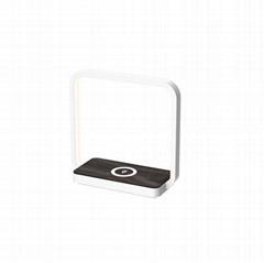 觸摸式三檔調光智能無線充LED燈