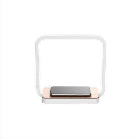 觸摸式三檔調光智能無線充LED燈 4