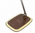 觸摸式五檔調光智能無線充護眼臺燈 3