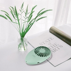 mini fan new fan gift fans flashing fan