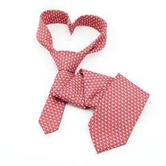Nautical 100% Silk Men's Novelty Fashion Premium Animal Printed Necktie Crab