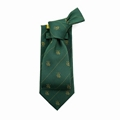 Men's Green Hard Day Golfing Silk Custom
