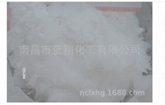 Sodium hydroxide in ion-exchange membrane