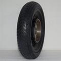 電動滑板車免充氣避震實心輪胎 1