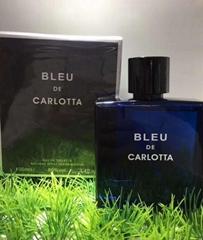 蔚藍中性香水