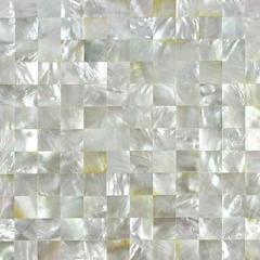 澳洲白貝馬賽克深海白珍珠貝