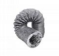 450℃ Heat Resistant Duct  Flexible Duct