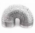 Flexible Aluminum Duct  Aluminum Hose  fire resistant Aluminum Hose  1