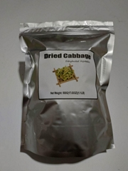 Dried Vegetable Cabbage 500g