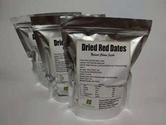 Dried Jujube Red Dates 500g