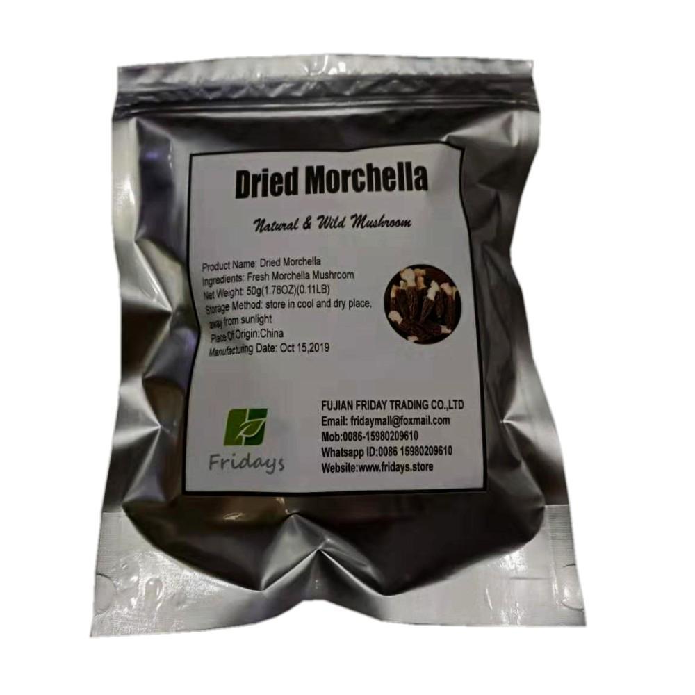 Dried Morchella Mushroom 100g 1
