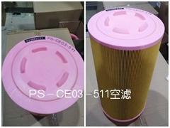神鋼空壓機配件PS-CE03-511