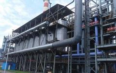 高炉除尘器大放散煤气净化