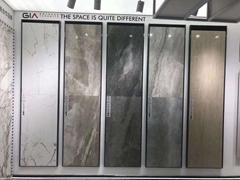 雙面木地板展示架尺寸規格可定製