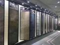立式单面双面瓷砖展架商品陈列挂钩木地板展示架 1