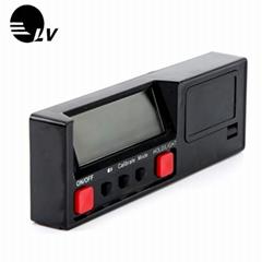 直銷電子數顯傾角儀迷你傾角盒電子坡度儀水平儀測量儀傾斜儀