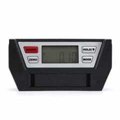 數顯水平尺模組 高精度電子坡度儀組件 數顯帶背光坡度計