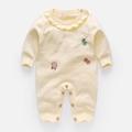Hello babyBaby Hooded Romper 2020 Spring