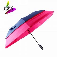 30寸變大高爾夫廣告雨傘