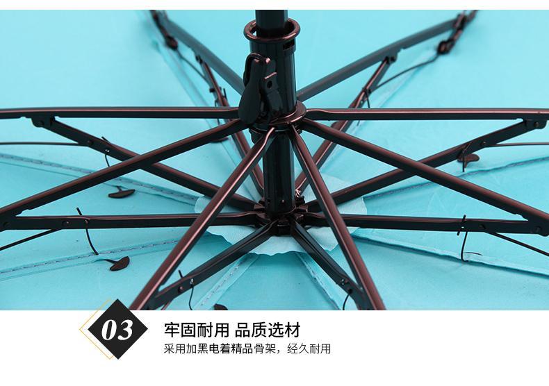 精品三折廣告傘 2